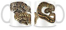 Royal Python Mug   Reptiles Ball Python Snake