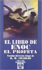 El libro de Enoc, el profeta. NUEVO. Nacional URGENTE/Internac. económico. FILOS