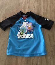 MAMBO Boys SWIM SHIRT Size 1 BRAND NEW!!!
