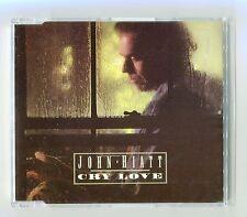 John Hiatt - Cry Love - Scarce 1995 Mint Four Track Cd Single