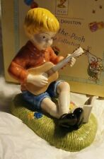 Disney Classic Pooh - Christopher Robin Strums a Melody - Boxed