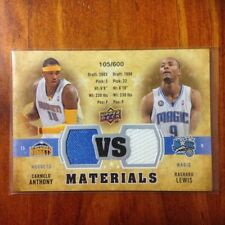 Upper Deck Original Basketball Trading Cards 2009-10 Season