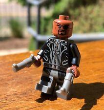 LEGO MARVEL SUPER HERO NICK FURY GENUINE RARE MINIFIGURE ONLY FROM SET# 76042