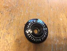 Jamis Bikes Brand 1 1/8 Bicycle Headset Top Cap - Black