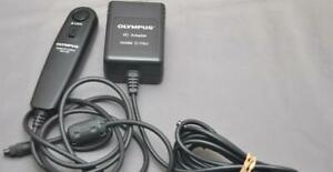 Olympus RM-CB1 Remote Cable + C-7AU AC Adapter