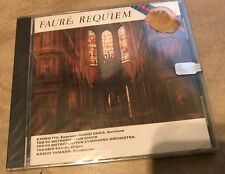Gabriel Fauré Requiem CD NEW factory sealed