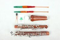 New oboe Nice Sound C key rosewood Body left F Resonance F Profession #A4