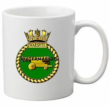 HMS WARSPITE COFFEE MUG