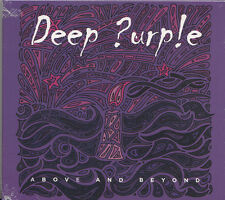 DEEP PURPLE Above and beyond | Maxi-CD mit 4 Tracks | mit 2 live 2013 Neuware