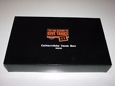 2006 Harley Davidson Collectible Tank Set