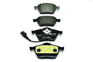 Hella Pagid Front Brake Pads T1154 fits VW BEETLE 9C1, 1C1 2.0 1.8 T 1.6