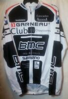 Garneau Club Bike Cyclist Cycling Jersey  Mens Long Sleeve Size 3XL