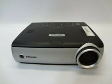 InFocus IN34EP 1000:1 2500 ANSI Lumens DLP Video Projector w/Lamp *No Remote*