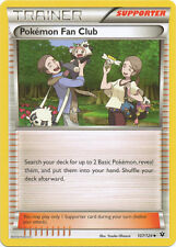 x4 Pokemon Fan Club - 107/124 - Uncommon Pokemon XY Fates Collide M/NM English