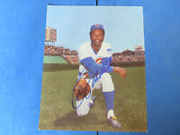BILL MADLOCK SIGNED 8x10 PHOTO ~ CHICAGO CUBS MULTI BATTING TITLES