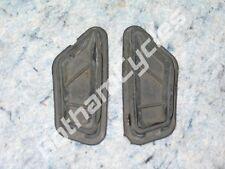 Ducati 749 999 Left Right Front Fairing Mirror Strut Stay Bracket Rubber Plugs