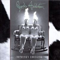 Nothing's Shocking [PA] by Jane's Addiction (Cassette, Oct-1990, Warner Bros.)