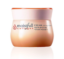 Etude House Moistfull Collagen Cream Korean Skin Care 75ml *includes free gift*