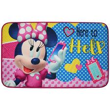 Disney Minnie Mouse Kinderteppich Spielteppich Teppich Kinder Kinderzimmer NEU