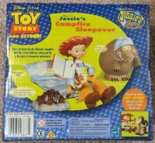 Hasbro 2002 Toy Story & Beyond Jessies Camp Fire Sleepover Set w/Box Sealed