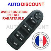 commande bouton leve vitre conducteur PEUGEOT 308 - 96644915