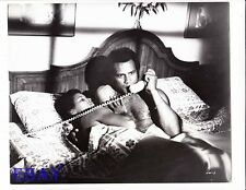 Jeanie Bell Fred Williamson barechested VINTAGE Photo Three The Hard Way