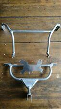 KAWASAKI ZX7R Aluminio Pantalla Brace Y Reloj Soporte 1995/2003