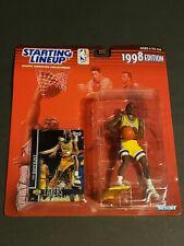 Starting Lineup SLU NBA KOBE BRYANT 1998 LA LAKERS figure RARE
