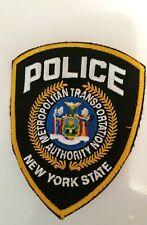QUANTICO POLICE/NEW YORK STATE WARDROBE PATCH 2