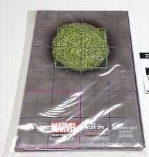 Heroclix Marvel's What If? set OP Kit 2-Sided Map! Arthur's / Avengers Unity