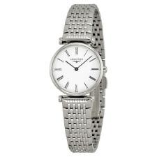 Longines La Grande Classique White Dial Ladies Watch L42094116