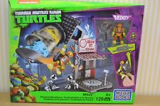 Mega-Bloks Teenage Mutant Ninja Turtles  Mikey Pizzeria Showdown  DMX51