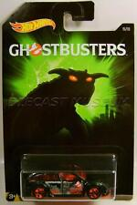 AUDACIOUS THE DOG GHOSTBUSTERS MOVIE CAR 5/8 HOT WHEELS DIECAST 2016