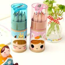 12Colors, Artist Drawing Painting Sketching Drawing Pencils With Sharpener /h