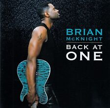 BRIAN McKNIGHT : BACK AT ONE / CD - TOP-ZUSTAND
