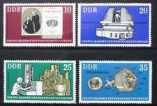 EAST GERMANY DDR 1975 Academy of Science Anniversary. Set of 4. MNH SGE1776/1779