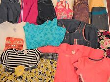 14 Pc Girl's Size 6, 6X Summer Clothing
