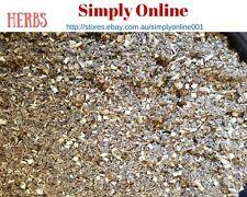 MUGWORT 50 G TEA - Artemisia vulgaris - DRIED HERB - Free Postage- Quality Made