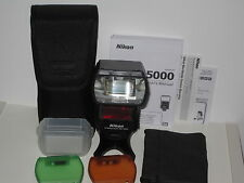 New Nikon SB-5000 Flash for D810 D610 D90 D700 D300s D7200 D3100 D5100 D800 D750