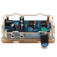 DA47 Single Power Supply HIFI Portable Headphone HIFI Amplifier PCB AMP DIY