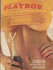Playboy July 1974 Christine Maddox Carol Vitale Isela Vega Fellatio RCVR