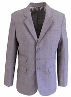 Relco Classic Prince Of Wales Retro Mod Suits