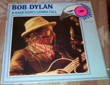 SEALED* A Hard Rain's Gonna Fall BOB DYLAN Orig GERMAN Don't Think Twice GRAVELS