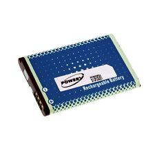 Batterie pour Blackberry Curve 8520 3,7V 1180mAh4,4Wh Li-Ion Bleu