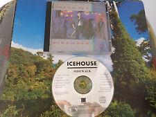 Icehouse - Sidewalk (1984)  CD Album