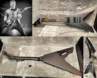ESP   LTD   Vulture   James Hetfield Signature   Black satin   Lefthand NEU-NEW for sale