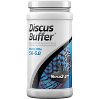 Seachem Discus Buffer 250g Low pH Water Conditioner Best Deal FREE USA SHIPPING