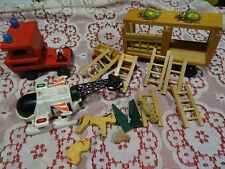 lot  jouets bois  divers = a    saisir!