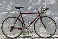 Schwinn Letour 56cm 2x7 700C Chromoly Steel Road Bike w/ CLEAN/NICE