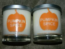 Celerie Kemble Pumpkin Spice Natural Soy Candle 8.5 oz x 2